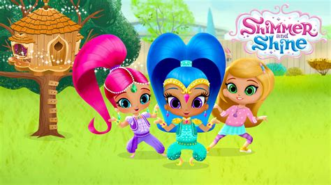Feeling Shimmery Today by Nickelodeon S New Show Quot Shimmer Shine Quot Arriving In