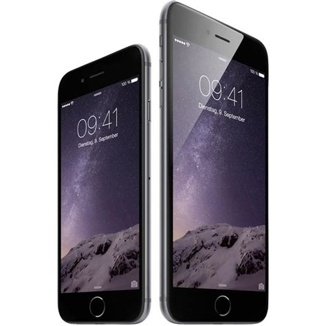 Iphone6 64gb Global Zpa apple iphone 6 64 gb spacegrau auf conrad de bestellen 001270044