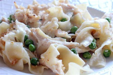 garlic parmesan chicken noodles julie s eats treats
