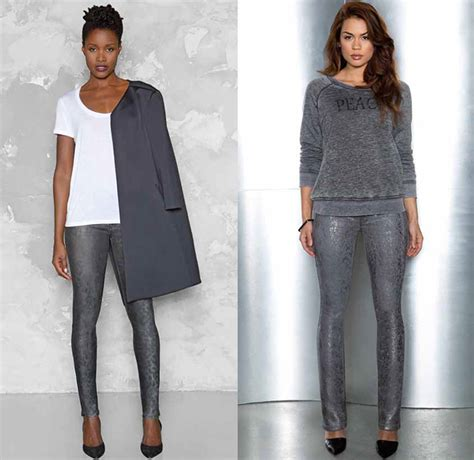 are colored skinny jeans in style 2015 cj by cookie johnson 2014 2015 fall winter womens lookbook