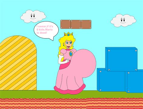 pregnant girlfriend mood swings pregnant peach mood swings 1 by marioman94 on deviantart
