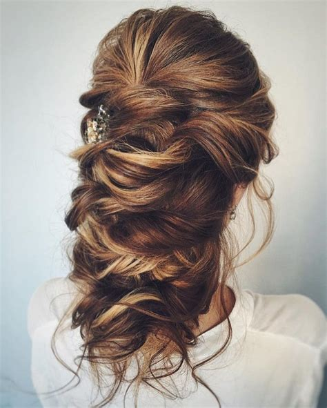 romantic hairstyles braids side braid wedding hairstyle get inspired by fabulous