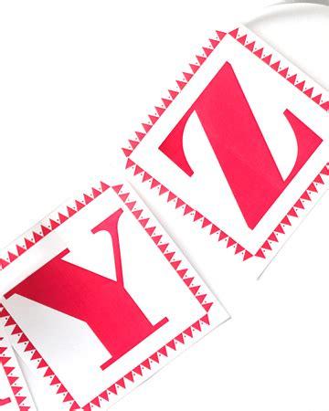 printable letters martha stewart martha stewart alphabet clipart