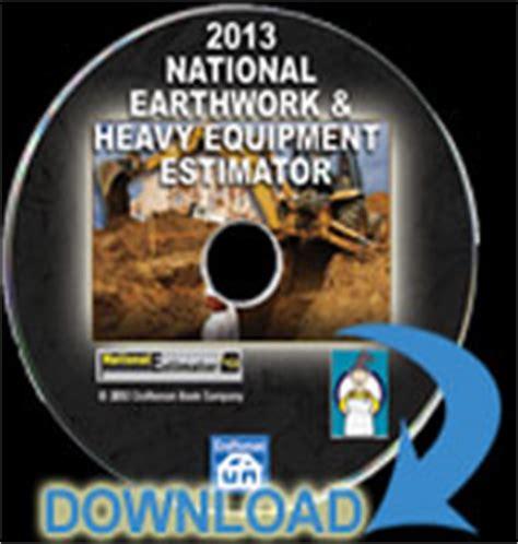Ebooks On 2013 National Earthwork And Heavy Equipment