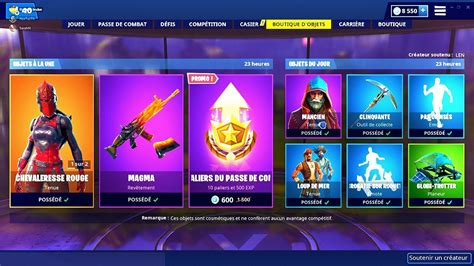 boutique fortnite du  juin  item shop june