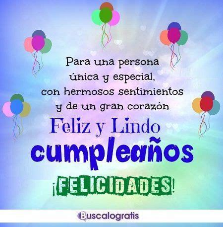 imagenes de feliz cumpleaños bien bonitas m 225 s de 25 ideas 250 nicas sobre felicitaciones de cumplea 241 os