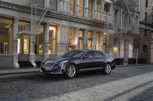 York Cadillac 2016 Cadillac Ct6 New York Auto Show Gm Authority