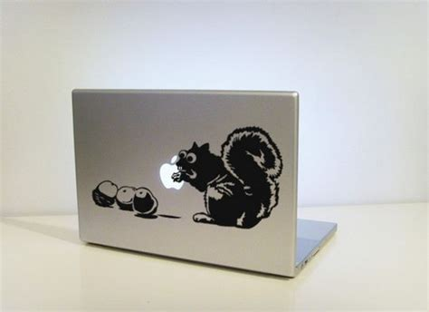 Garskin Skin Cover Stiker Laptop Bn Apple Logo 2 Cool Laptop Stickers Nuffy