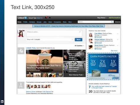 Linkedin Ad Exles Linkedin Ad Template