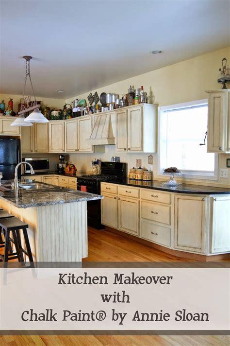 annie sloan kitchen cabinet makeover chalk paint by annie sloan kitchen makeover no new