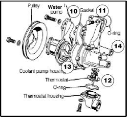 Volkswagen Parts Place by Parts Place Inc Vw Parts Water Pumps And Thermostats