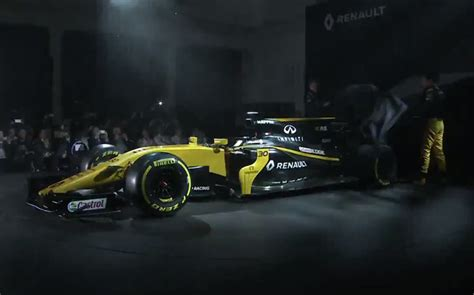 renault f1 renault f1 launch rs17 car unveiled ahead of 2017 season