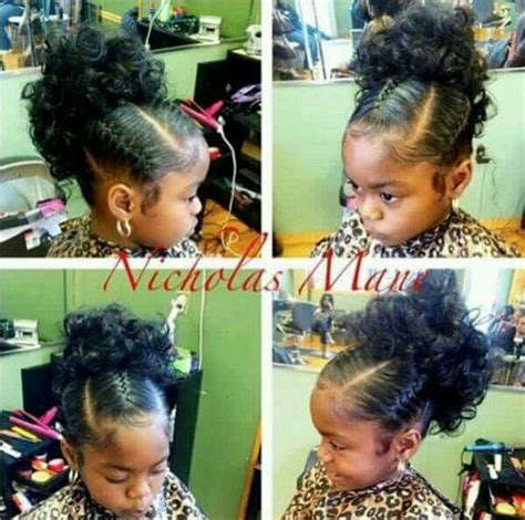 childrens haircuts dc 19 best crochet braids for little girls images on