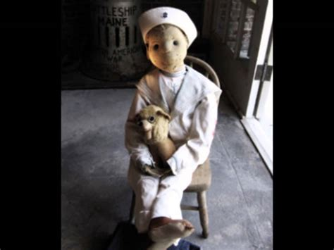s pillow a mostly real story about a real books robert the doll true story of child s play