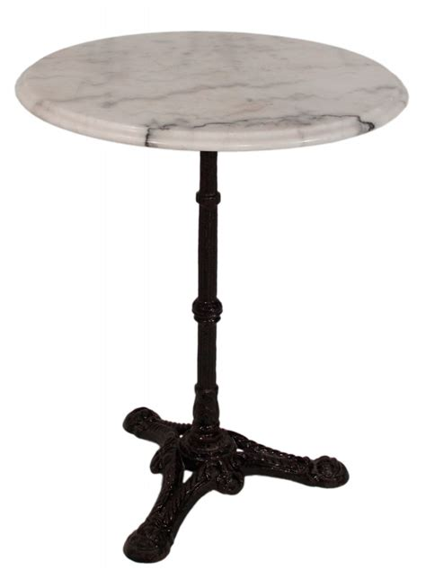 table ronde bistrot 1692 table guinguette mobilier location