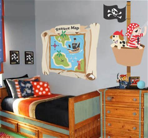 Pirate Room Decor Paint Your Own Mural Gallery