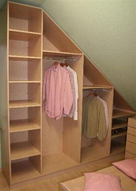 Bedroom Attic Storage Ideas Best 25 Attic Bedroom Closets Ideas On Attic