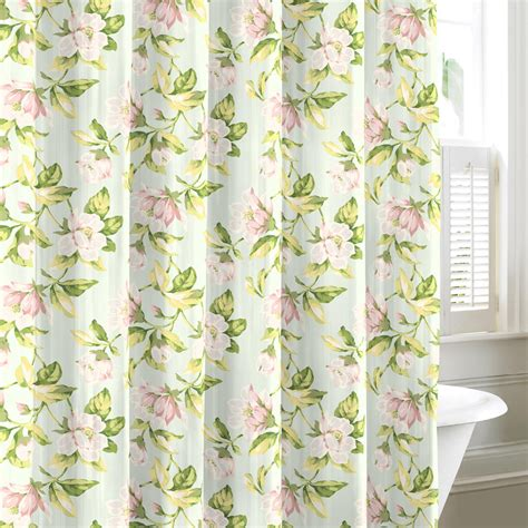 laura ashley shower curtains laura ashley carlisle shower curtain from beddingstyle com