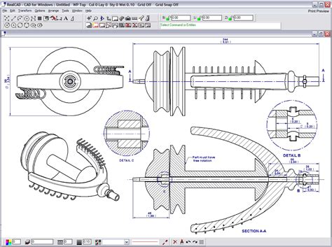 the gallery for gt autocad 3d mechanical engineering