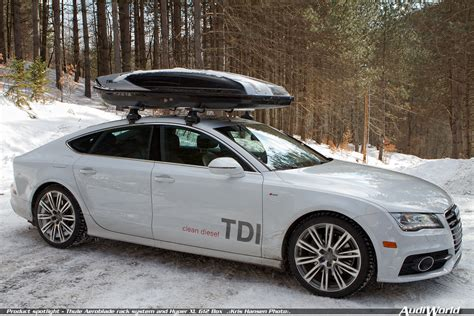 Audi A5 Roof Rack by Audi Thule 9 Audiworld