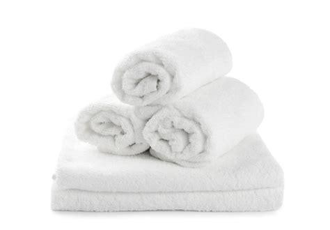 imagenes de toallas blancas set de tres toallas blancas 100 algod 243 n pharmasophie