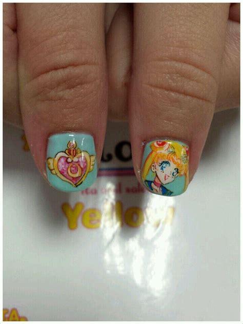 anime nail art nail decals