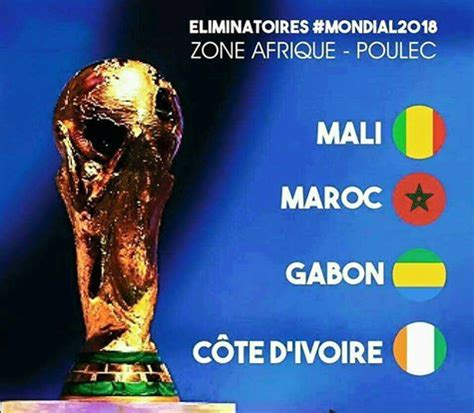 Calendrier Eliminatoires 2018 201 Liminatoires Coupe Du Monde 2018 Le Calendrier Complet