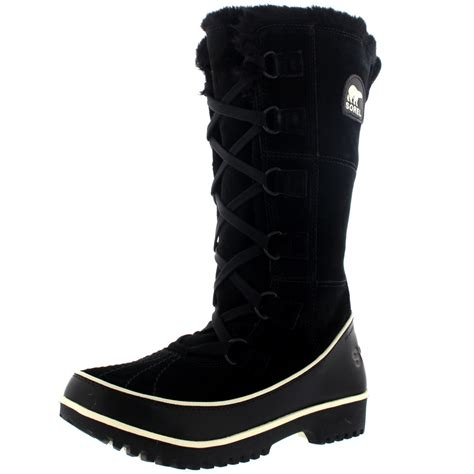 sorel tivoli high winter boots s womens sorel tivoli high ii waterproof winter mid