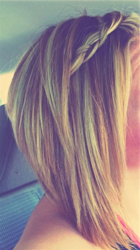 a line bob weave fringe braid my hair and a line on pinterest