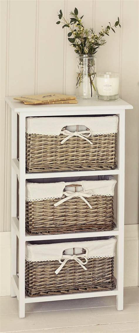 white wicker bathroom drawers drawer unit wicker and drawers on pinterest
