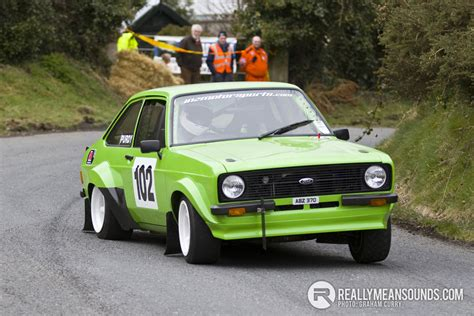 Ford Rally by Feature Ford Mk2 Rally Car Rms Motoring