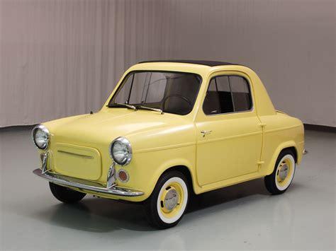 Vespa Auto by 1960 Vespa 400 The Original Smart Car Cars