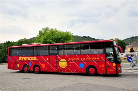 stuhler reisen setra s317 gt hd stuhler reisen aus deutschland krems