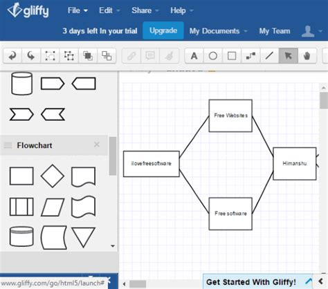 free gliffy diagram software 5 free websites to draw tree diagram