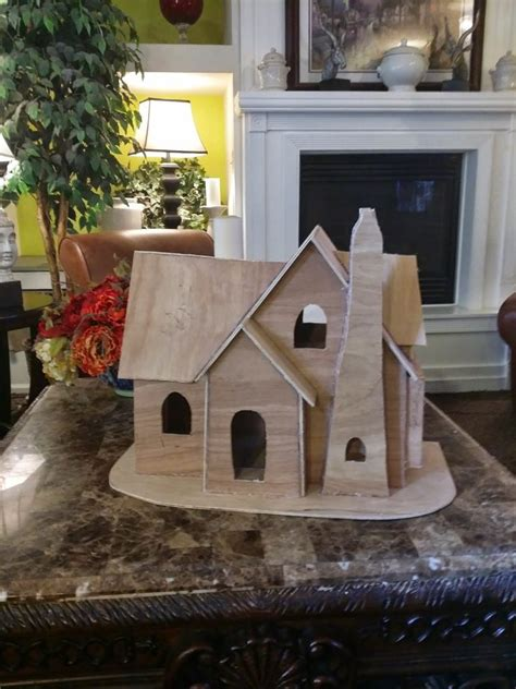 How To Make Paper Mache Houses - how to make house from paper mache simple craft ideas