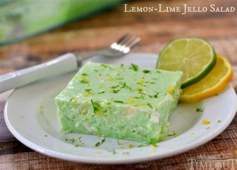 lemon lime jello salad a k a s green jello on