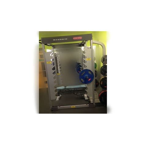 Max Rack by Trac Freedom Max Rack Fitness Occasion