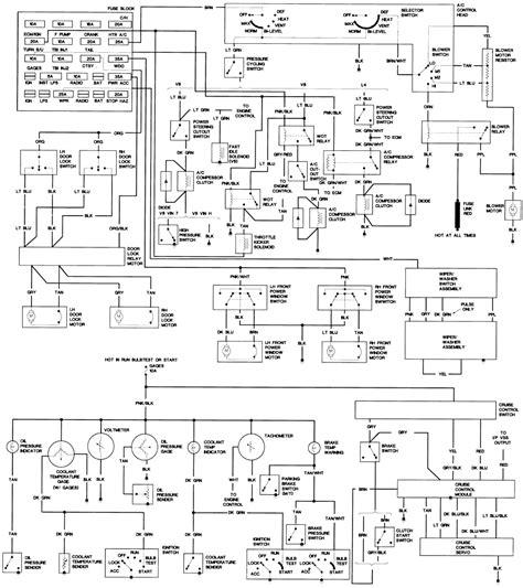 Wrg 4671 Cadillac Distributor Wiring Diagram