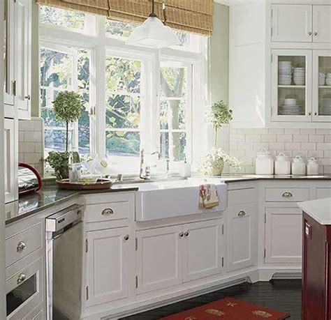Cottage Kitchen Cabinets by White Cottage Kitchen Custom White Cottage Kitchen