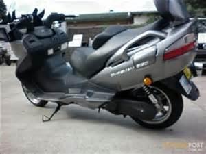 Suzuki Burgman 650cc Bad Request
