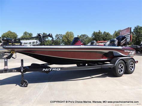 2018 nitro bass boat reviews 2017 nitro z18 springfield missouri boats