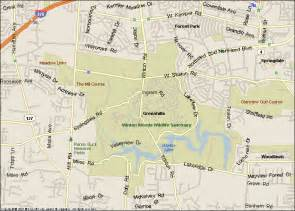 Hamilton Ohio Map by Winton Woods Is A Hamilton County Park Located In North
