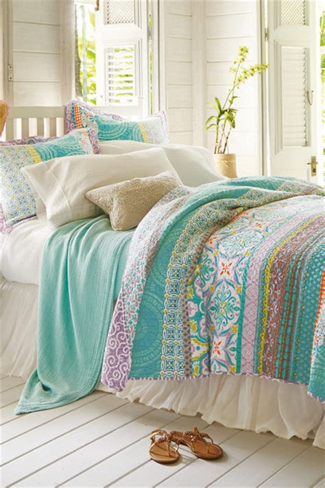 Soft Quilts Bedding Positano Quilt Style Quilts And Quilt Sets St