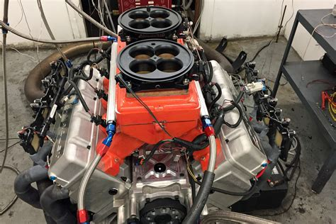 Handcrafted Ls by Cpr Engines 1 000 Horsepower Hydraulic Roller Ls 468