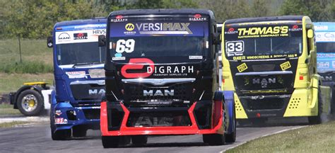 truck racing uk truck racing association chionship the barc