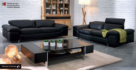 meubles canape cuir