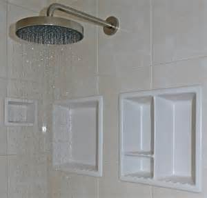 recessed soap shoo niche tiling contractor talk