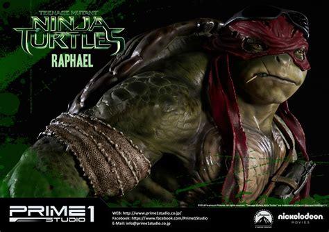 Tmnt 2014 Raphael prime 1 studio tmnt 2014 raphael statue update needless essentials onlineneedless essentials