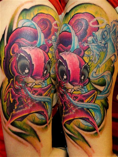 art tattoo school new school eilac