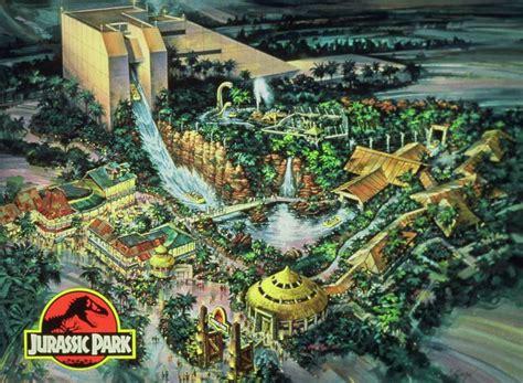 river thames jurassic world jurassic park the ride universal studios hollywood